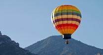Vuelo aerostatico en globo en andalucia