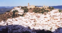 spanish white villages, andalucian white villages tours, visit white villages co