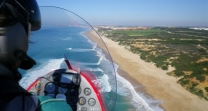 Arrowcopter flights courses spain