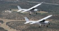 excursiones en avionetas por andalucia