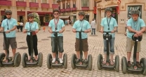 malaga guided tours by segway, costa del sol