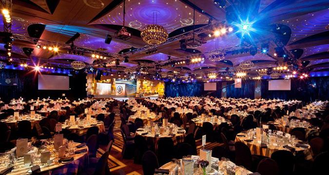 Gala Dinner Marbella Corporate Function Hotel Costa Del