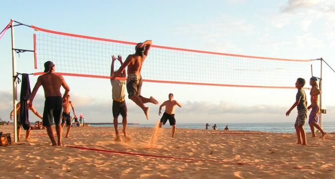 Beach Volley Malaga Marbella Beach Competition Team