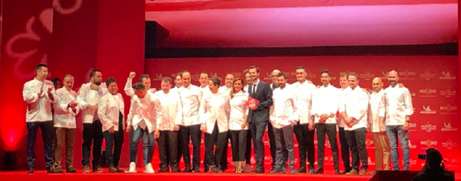 michelin stars malaga marbella for groups