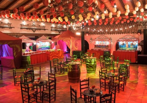andalusian fair corporate function