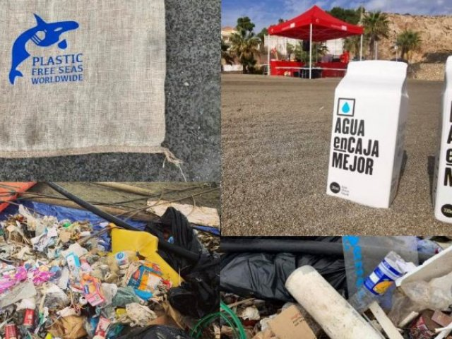 Beach cleaning malaga