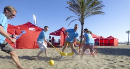 beach olympics marbella team building